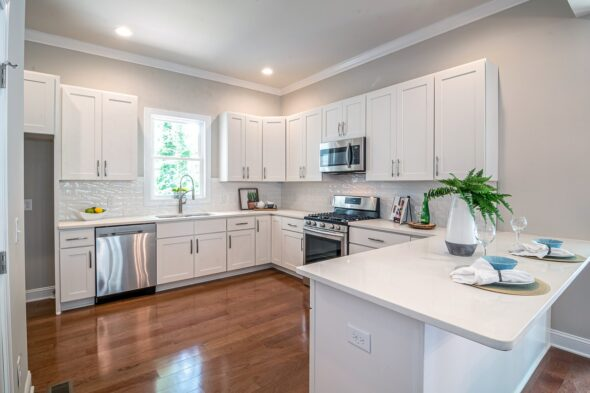 3 Tips For Doing An Inexpensive Kitchen Remodel